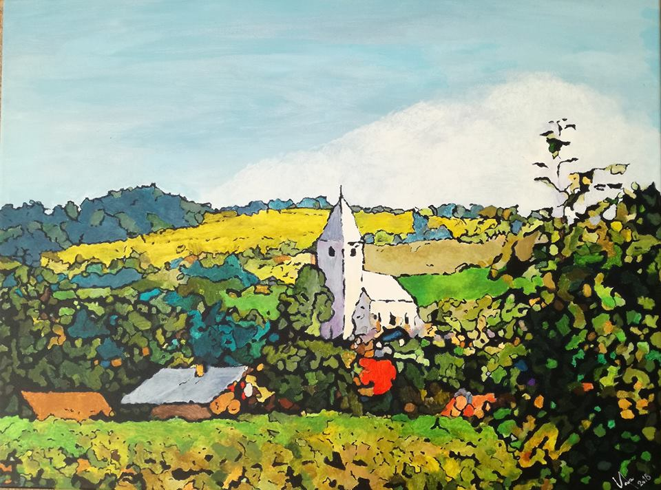 Kostel v Kotěšové