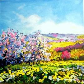 Jaro za vsí