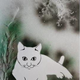 Kočičí povaleč