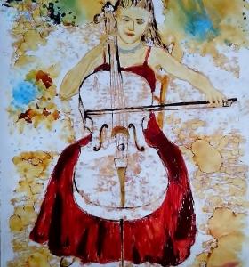 Violoncelistka