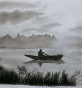 Na rybníce